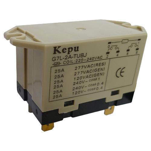 g7l-2a-tubj小型电磁继电器
