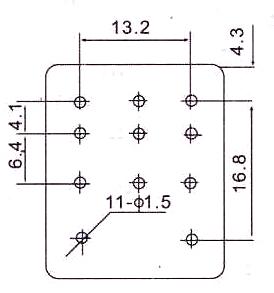 美的myss6068p接线图